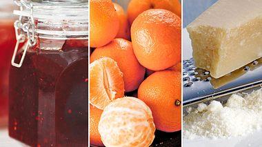 Ähnliche Lebensmittel: Was ist der Unterschied zwischen ... ?