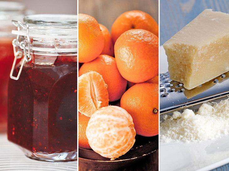 Wir verraten wichtige Unterschiede zwischen Lebensmitteln, die sich leicht verwechseln lassen.