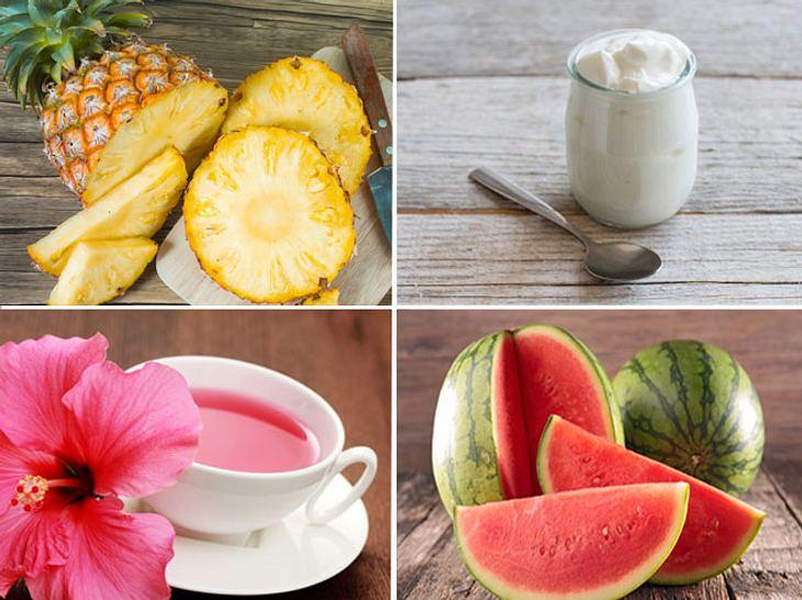 Welche blutdrucksenkenden Lebensmittel sollten Betroffene zu sich nehmen?