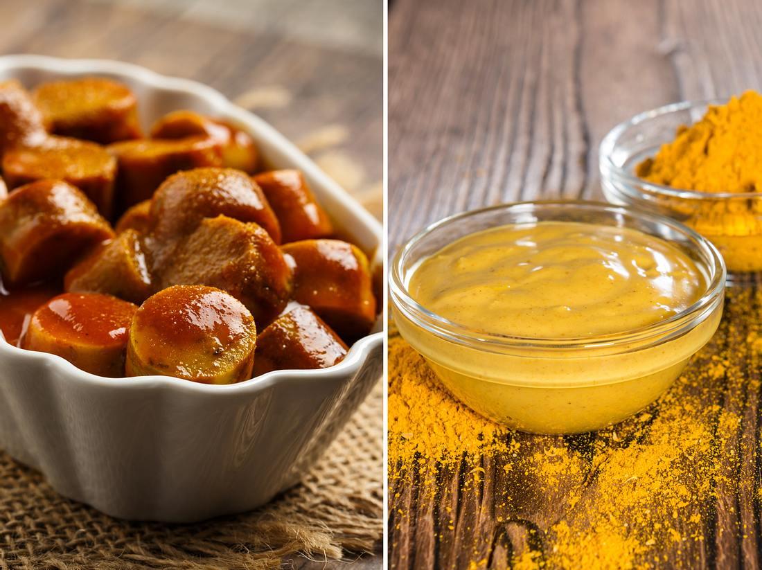 Leckere Currysauce in zwei Varianten selber machen