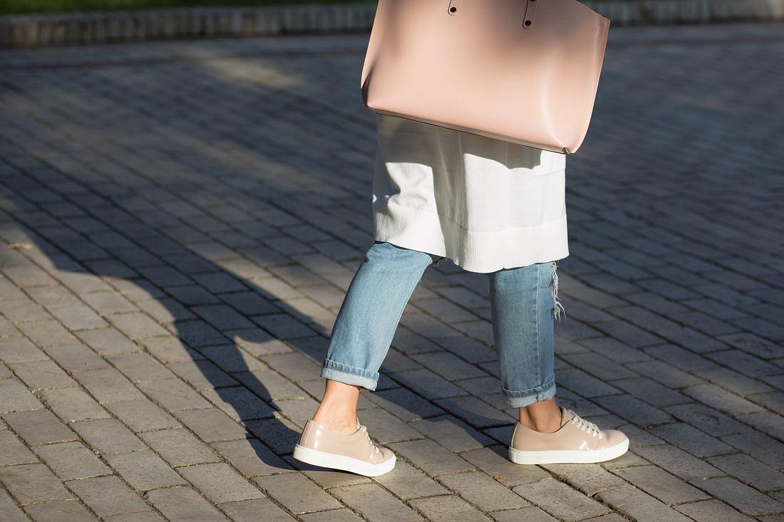 Die perfekte Lederhandtasche für das Büro
