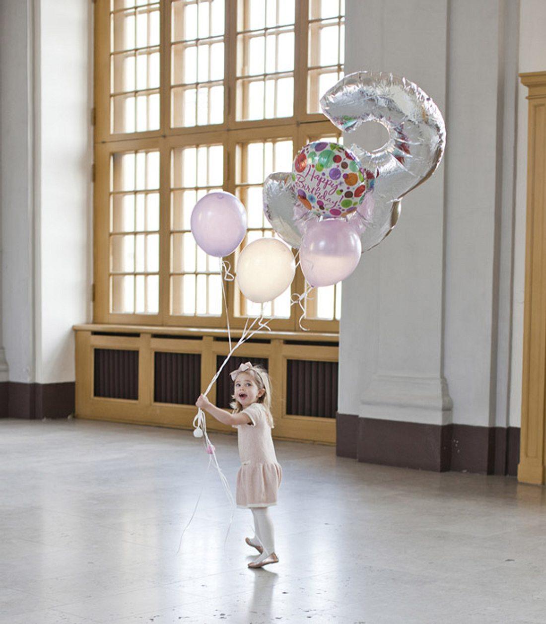 Neue Bilder zu Leonores dritten Geburtstag.