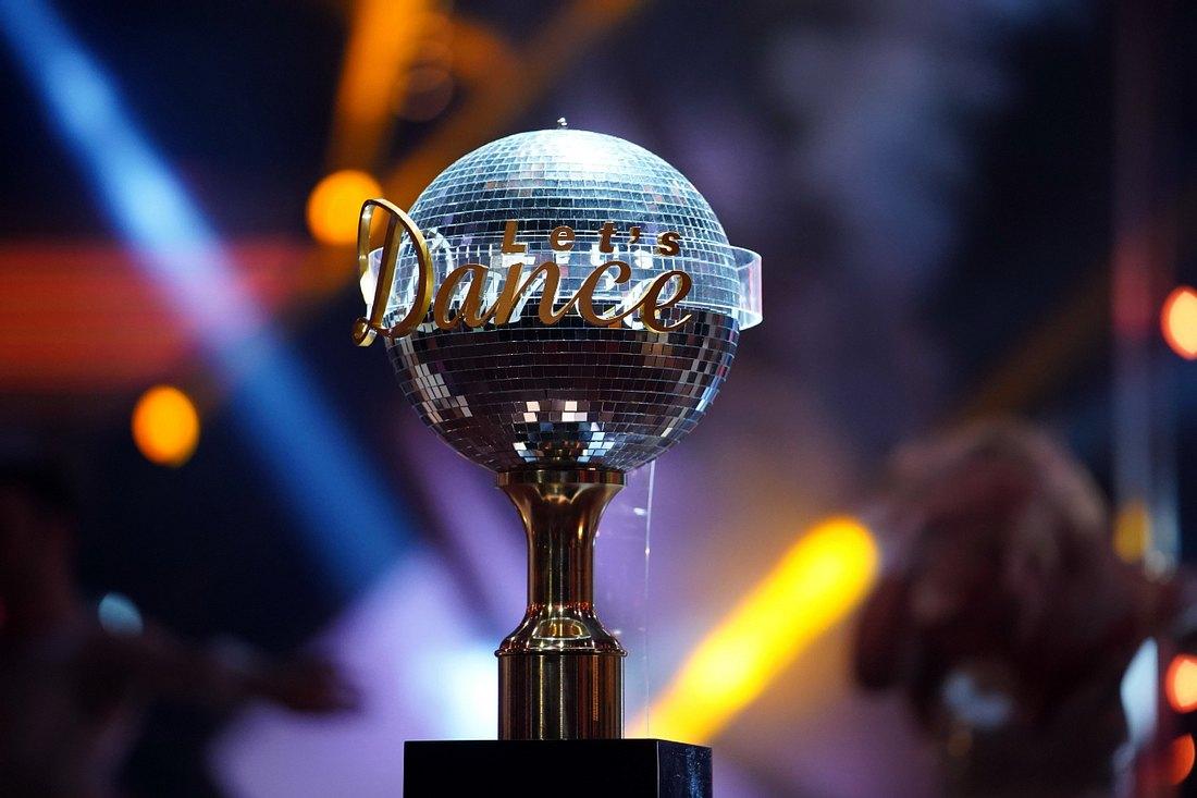 Pokal von 'Let's Dance'.