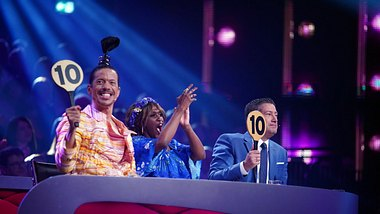 Lets Dance 2021 die Jury. - Foto: TVNOW / Stefan Gregorowius / RTL