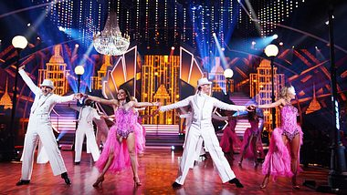 Lets Dance - Die große Profi-Challenge. - Foto: TVNOW / Stefan Gregorowius