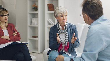 Wann kann ein Therapeut helfen?
