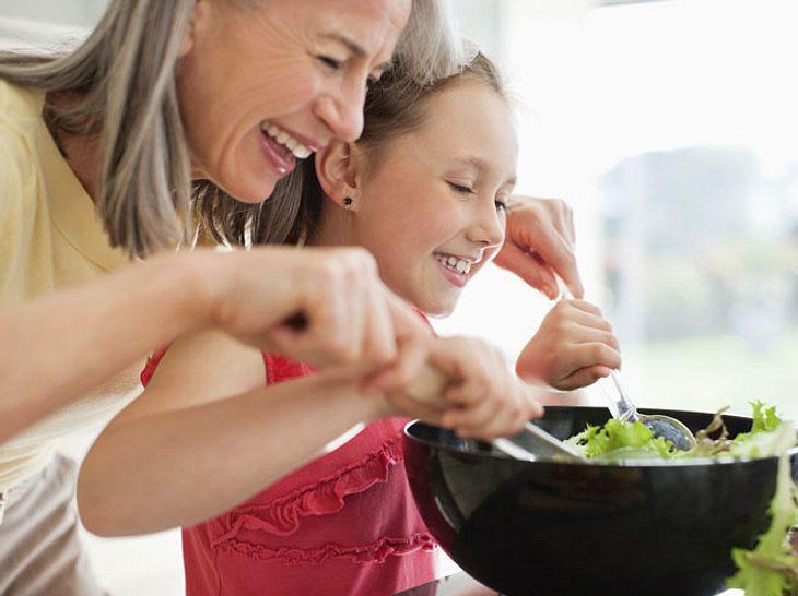 Enkel zu haben, ist ein Geschenk - pflegen Sie deshalb ein enges Verhältnis zu ihnen.