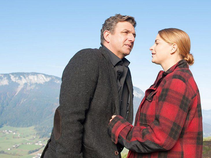 Liebescomeback Anne und Martin Der Bergdoktor
