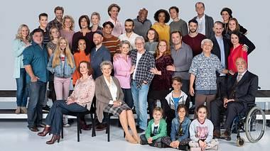 Am Sonntag läuft die letzte Folge der Lindenstraße. - Foto:  WDR / Thomas Kost