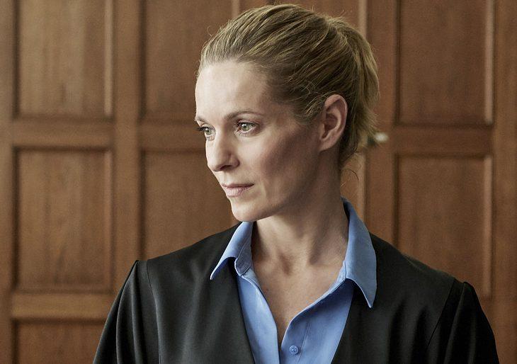 """Lisa Martinek spielte die Hauptrolle in """"Die Heiland""""."""