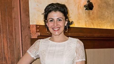 Liza Tzschirner wurde durch Sturm der Liebe bekannt. - Foto: imago images / Daniel Schvarcz