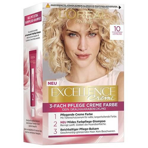 L'Oréal Paris Excellence Crème