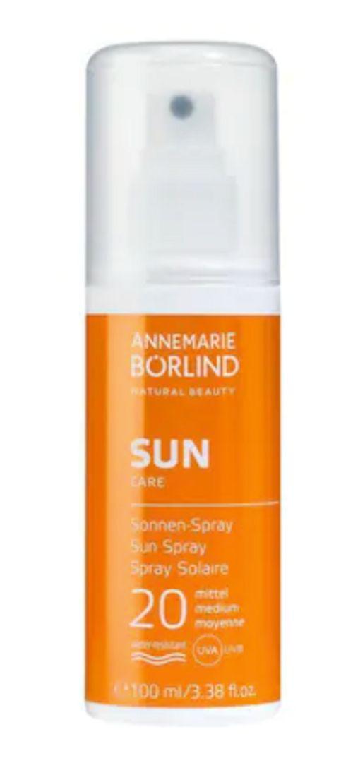 LSF 20 Sonnen-Spray Annemarie Börlind