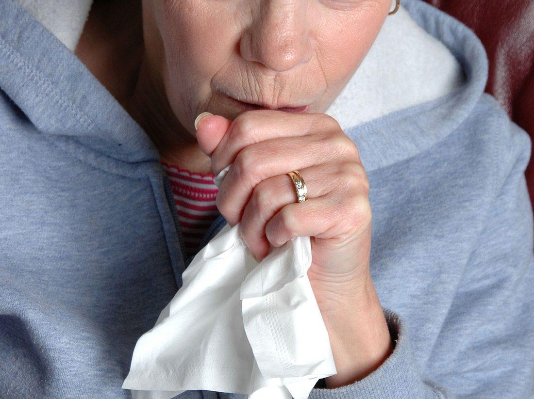Welche Symptome auf Lungenkrebs hinweisen könnten.