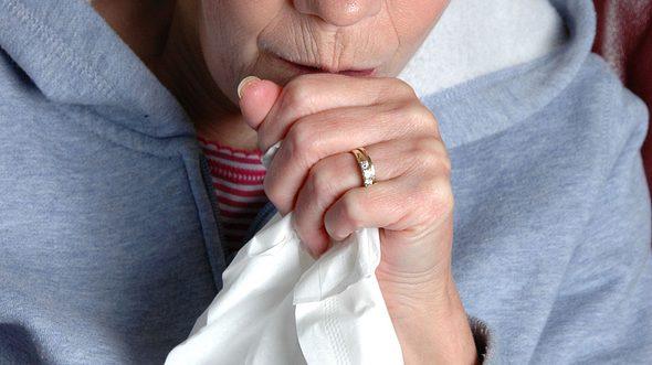 Erste Anzeichen für Lungenkrebs