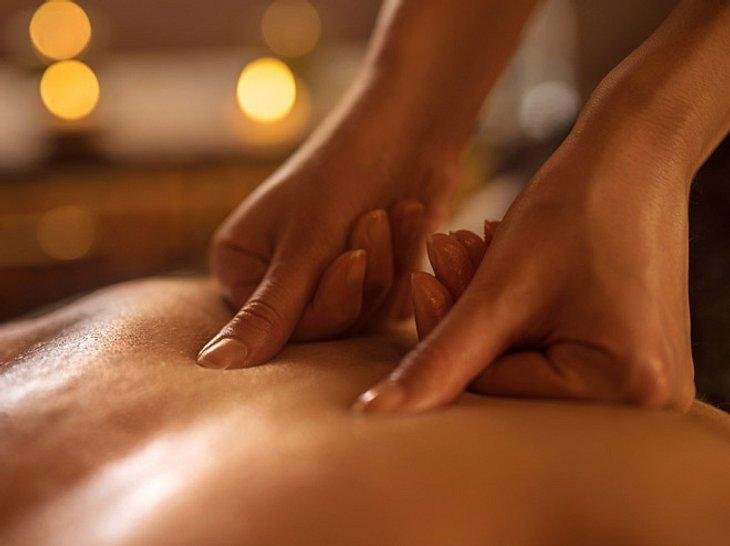 Lymphdrainage & Co: Massieren gegen Schmerzen