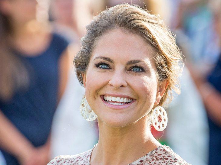 Madeleine von Schweden: Besonderes Taufdatum für Adrienne