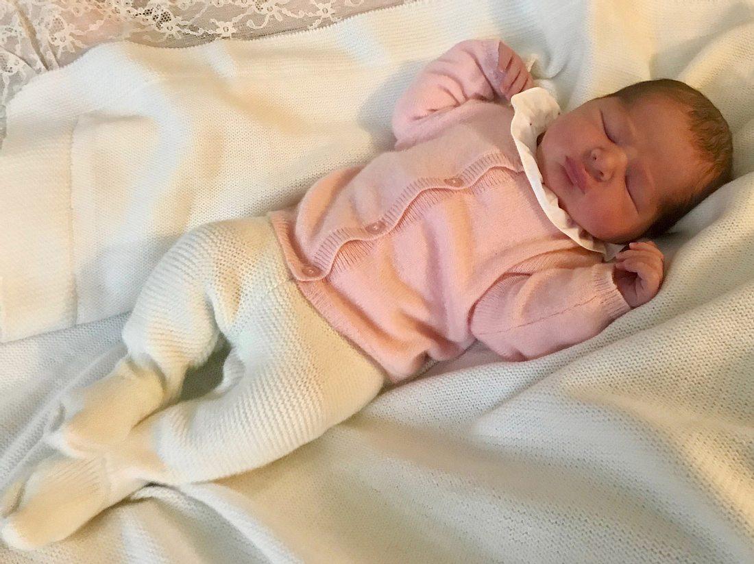 Madeleine von Schweden: Das erste Foto von ihrem Baby