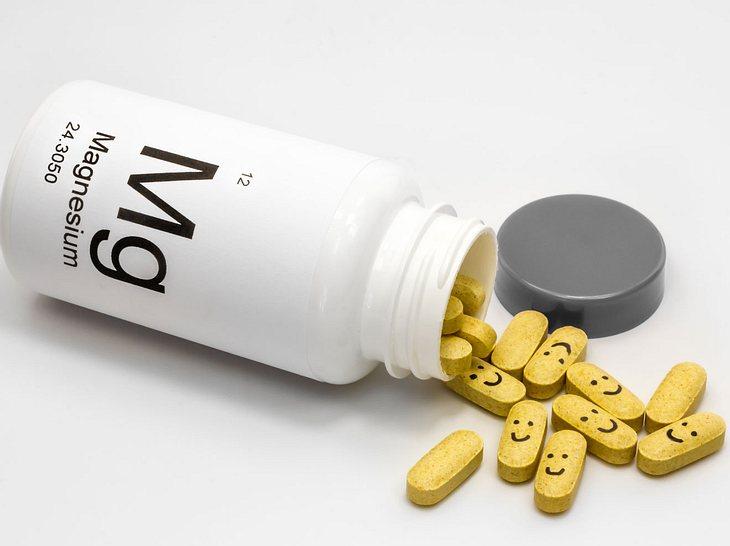 Vermeiden Sie Magnesium-Mangel