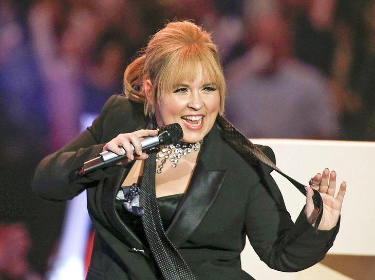 Für Sängerin Maite Kelly läuft es richtig gut.