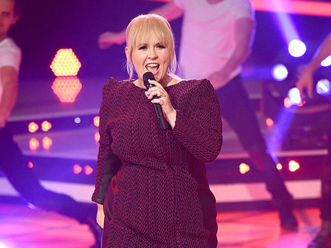 Maite Kelly: Trotz Abgeschlagenheit! Schlager-Star singt für ihre Fans