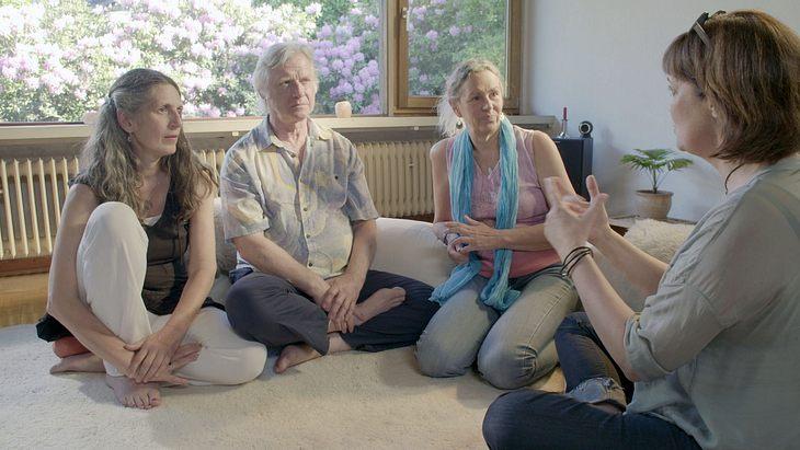 Expertin Ann-Marlene Henning in einer neuen Folge der ZDF-Reihe Make Love.