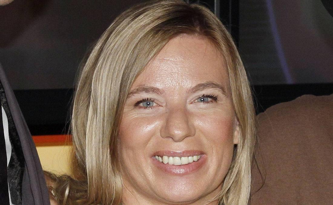 TV-Star Manuela Reimann.