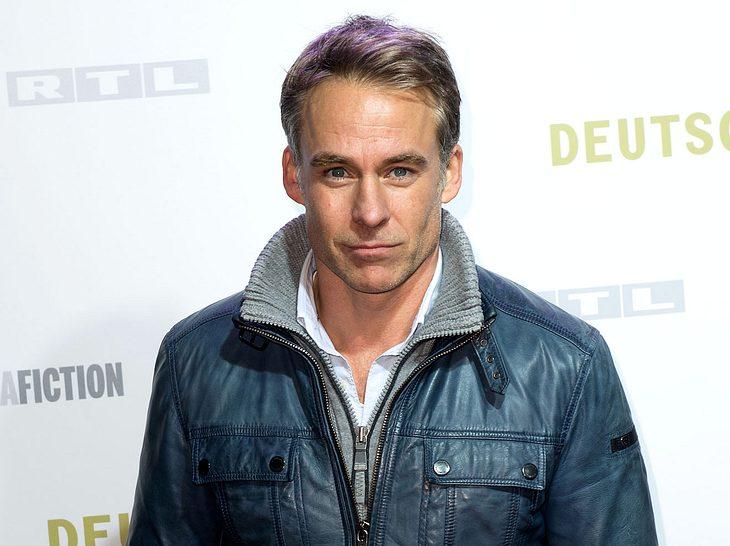Schauspieler Marco Girnth (SOKO Leipzig) sprach im Interview über seine Rollen und seine Familie.