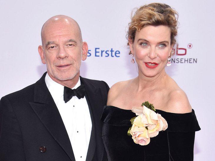 Margarita Broich und Martin Wuttke gehen getrennte Wege.