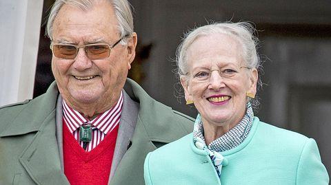 Königin Margrethe spricht über Verlust