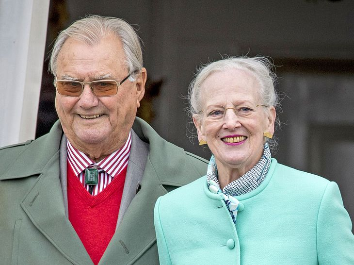 Königin Margrethe mit ihrem im Februar 2018 verstorbenen Ehemann Prinz Henrik von Dänemark.