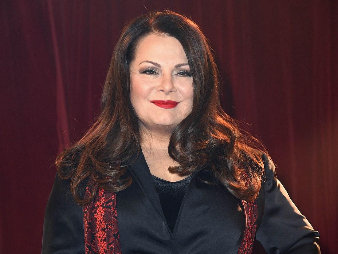Sängerin Marianne Rosenberg.