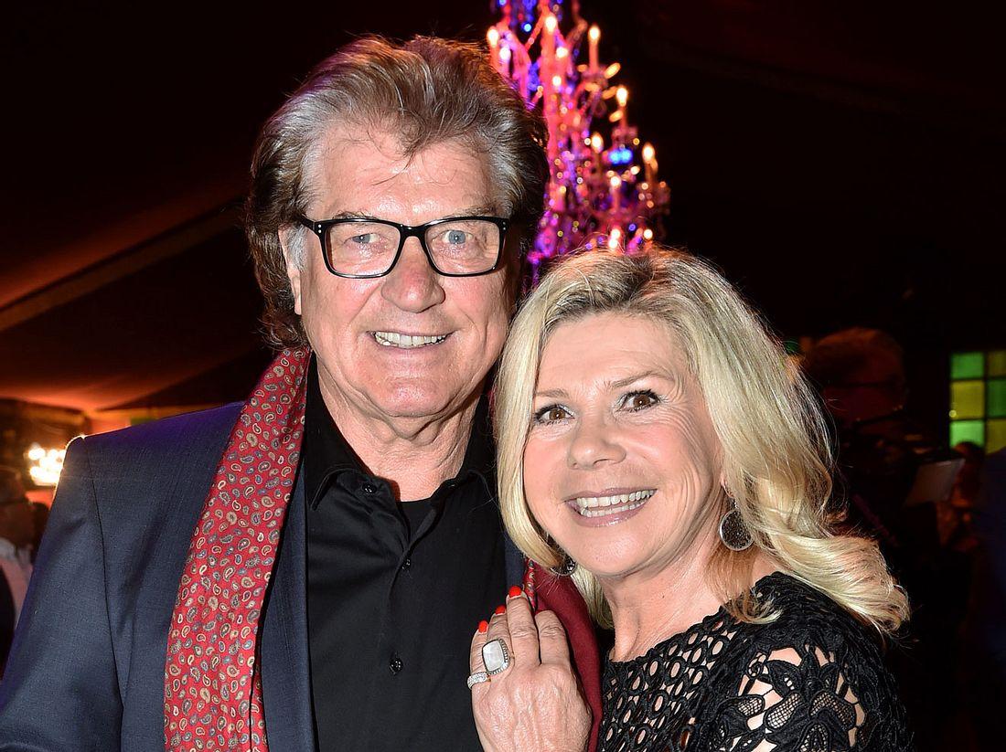 Marianne und Michael sind überglücklich, wieder ein Enkelkind bekommen zu haben.