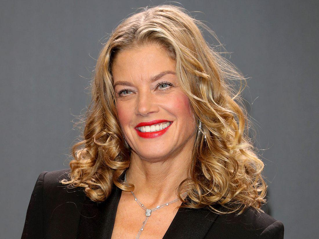 Schauspielerin Marie Bäumer ist sehr tierlieb.