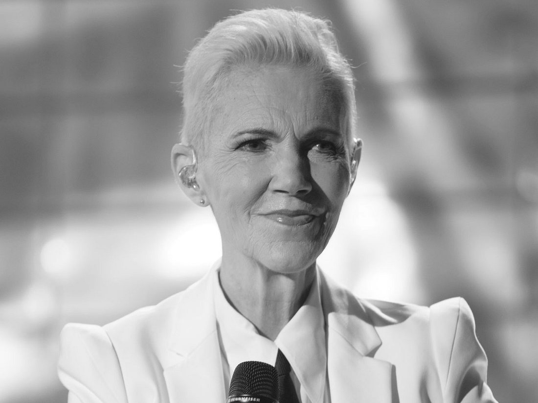 Roxette-Frontfrau Marie Fredriksson ist gestorben.