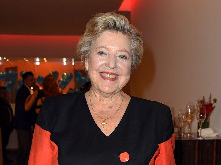 Marie-Luise Marjan spielt von Beginn an in der Lindenstraße mit.