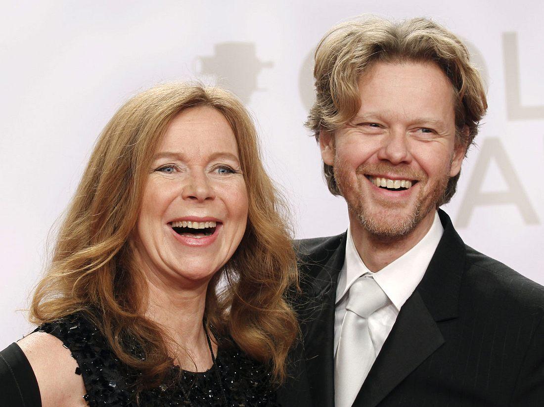 Im Interview sprach Marion Kracht über ihre Ehe mit Berthold Manns.