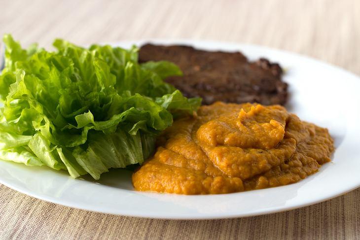 Maronenpüree, eine köstliche und gesunde Beilage