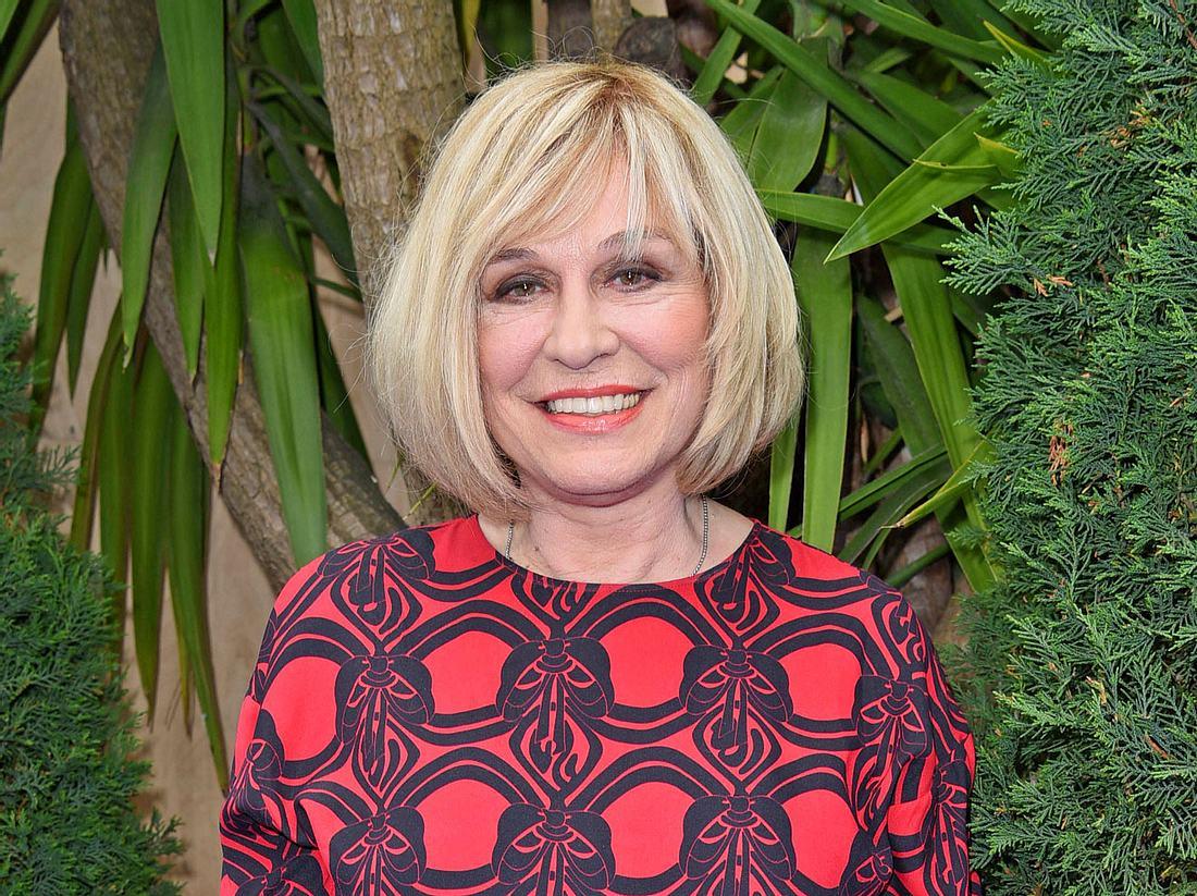 Sängerin Mary Roos hat noch eine enge Bindung zu Ex-Mann Pierre Scardin.