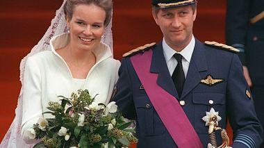 Königspaar Philippe & Mathilde: Ihr Glück