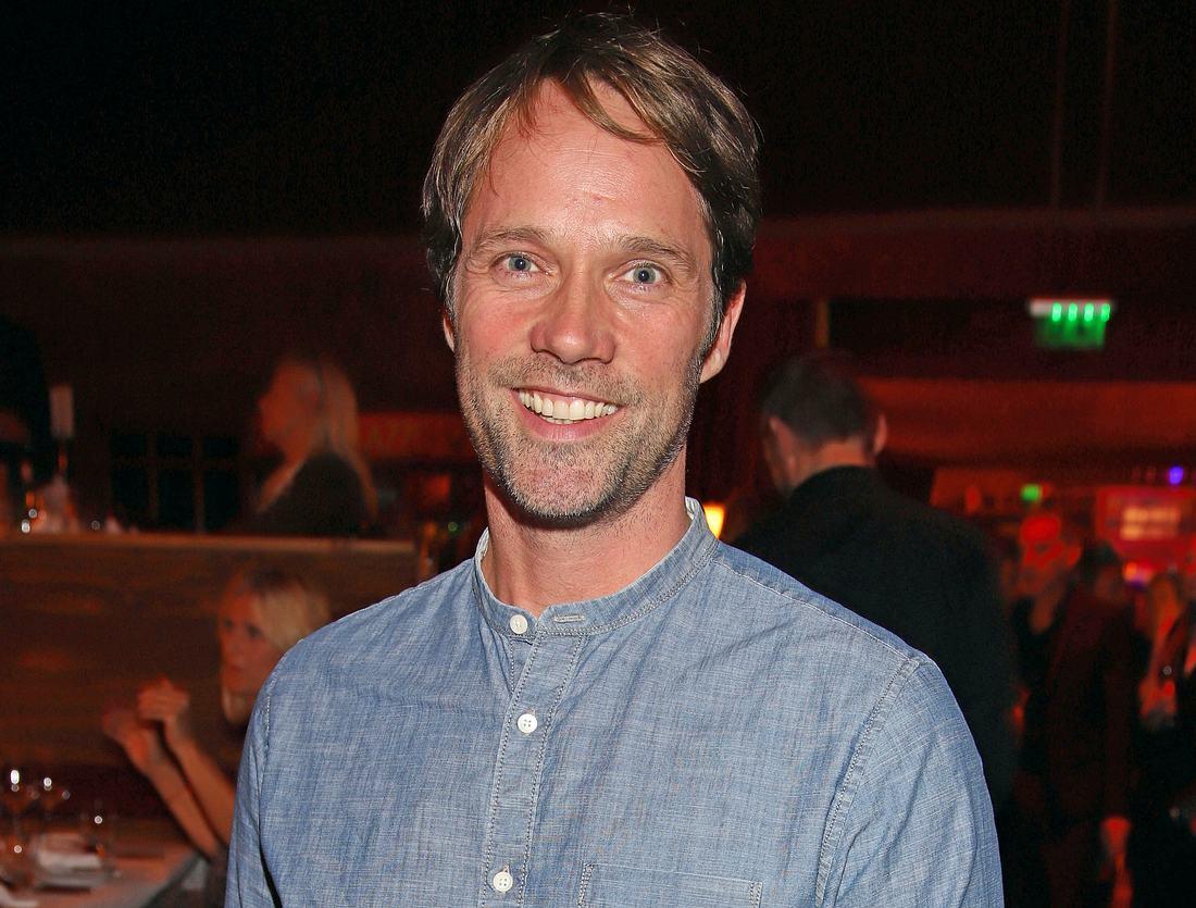 Matthias Schloo bei einer Veranstaltung im Jahr 2018.