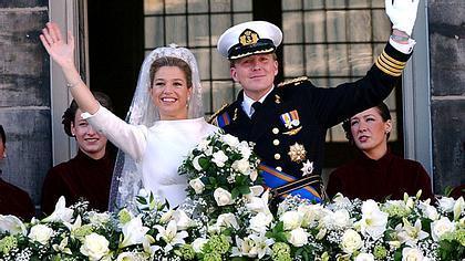 Máxima & Willem-Alexander: Ein Leben für Volk und Liebe