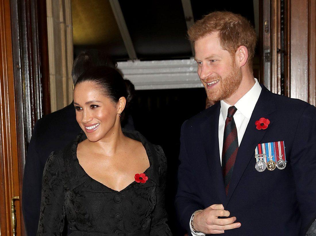 Am 19. Mai 2018 heiratete Meghan ihren Prinzen.