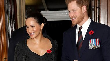 Am 19. Mai 2018 heiratete Meghan ihren Prinzen. - Foto: GettyImages/Chris Jackson