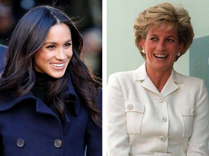 Sind sich Meghan Markle und Diana wirklich so ähnlich?