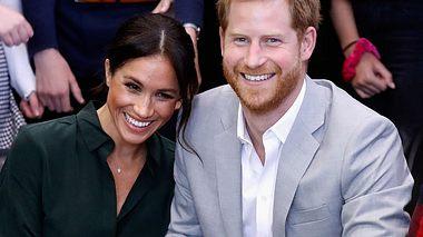 Prinz Harry und seine Frau Meghan freuen sich auf ihr erstes Baby.  - Foto: Chris Jackson / Getty Images