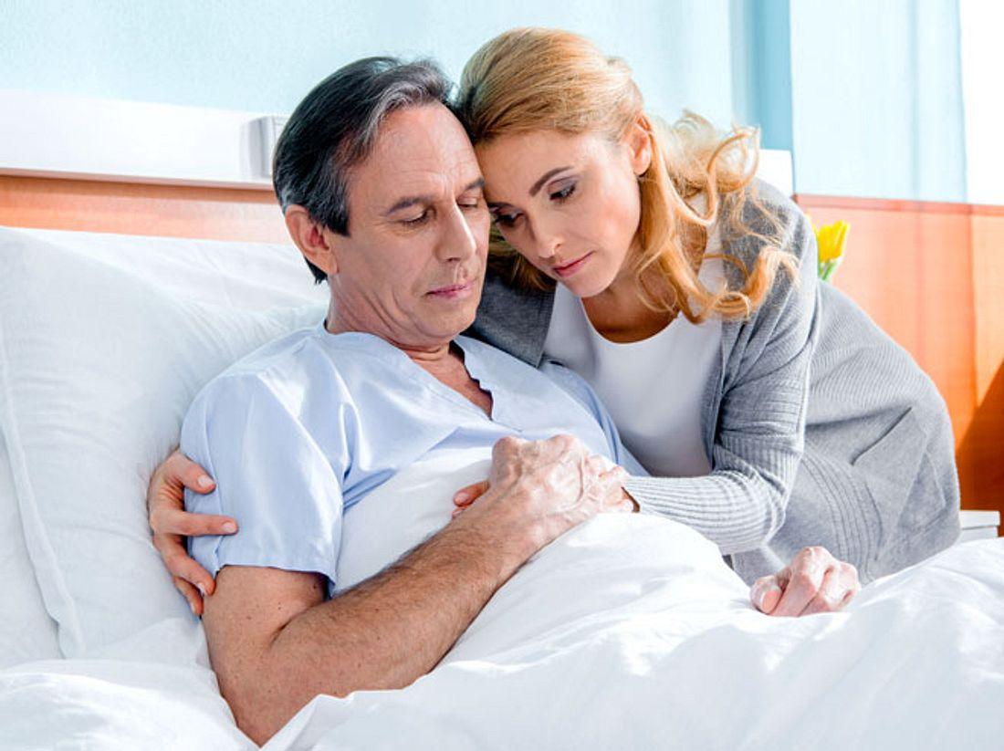 Woran merke ich, ob mein Mann krank ist?