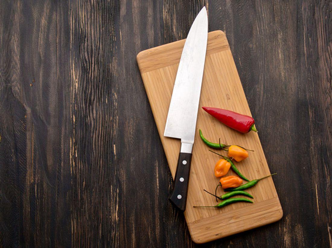 Messer pflegen: Diese sechs Tipps helfen Ihnen.