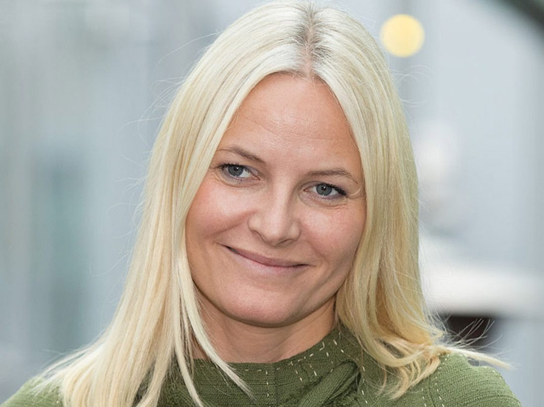 Mette-Marit von Norwegen am 13. November 2015 in Oslo, Norwegen.