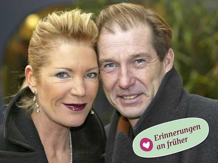 Michael Lesch und seine Frau Christina im Jahr 2004.